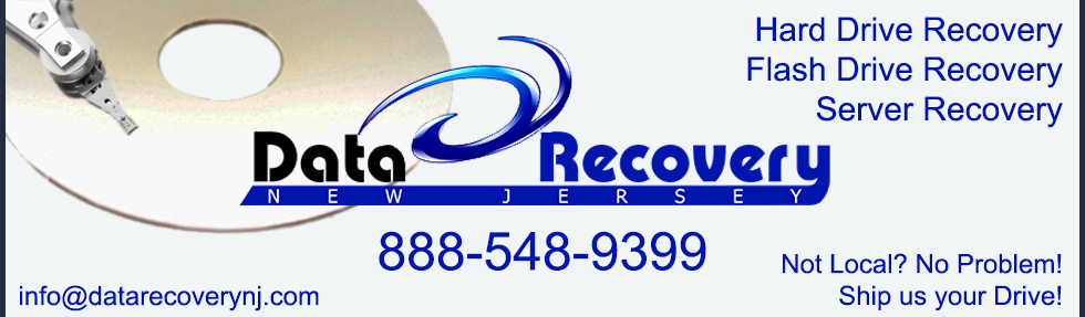 New Jersey Data Recovery